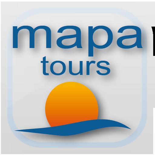 Mapa Tours en tu bolsillo LOGO-APP點子
