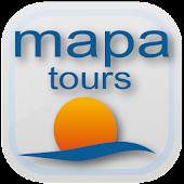 Mapa Tours en tu bolsillo