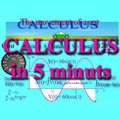 Live Calculus in 5 min