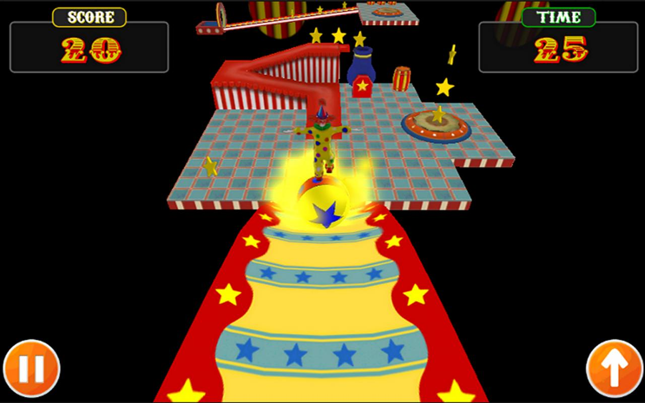 Clown Ball- screenshot