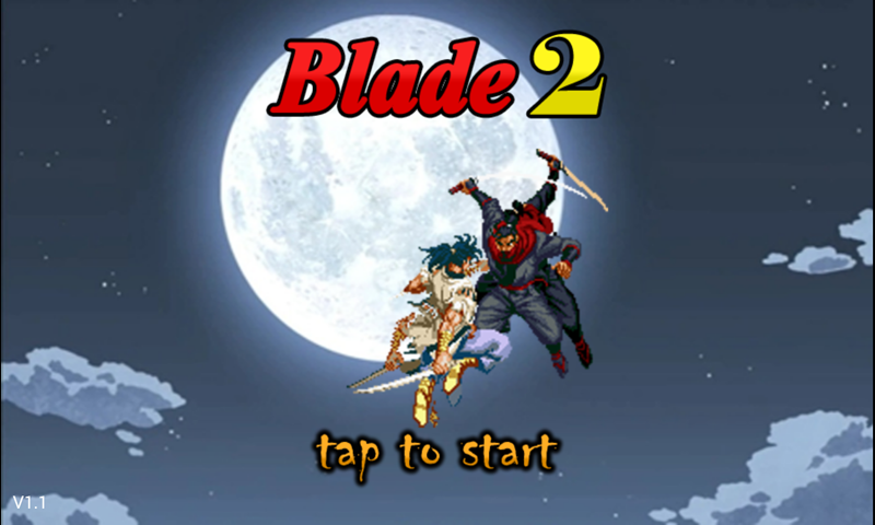 Blade2 - screenshot