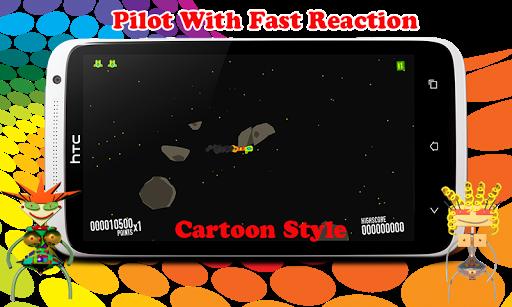 火箭與隕石戰