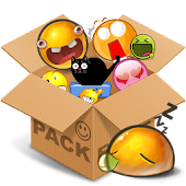 Emoticons pack, Yolks
