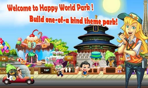 Happy World Park - Fun & Free - screenshot thumbnail