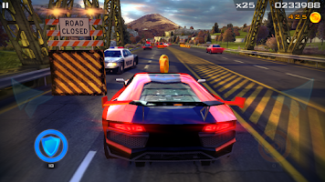 Screenshot of Redline Rush