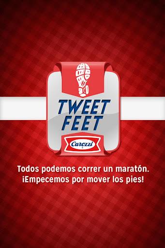 Carozzi Tweetfeet
