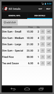 Meal Cost- screenshot thumbnail