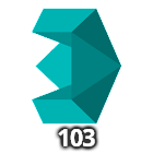 kApp - 3DS Max 103 Training icon