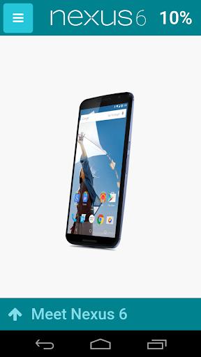 Nexus 6 Training