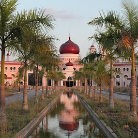 Imtiaz Besut by Shafiq Azli - Buildings & Architecture Architectural Detail ( project, besut, deris jusoh, imtiaz, taj mahal )