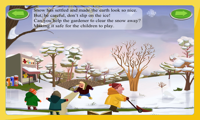 Earth Day Kids Seasons Story Android Apps On Google Play