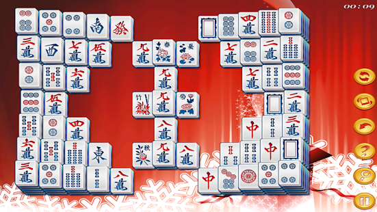 Mahjong Deluxe HD- screenshot thumbnail