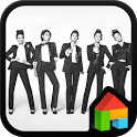 Kara dodol luncher theme icon