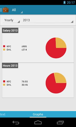 Work Track - Salary Calculator