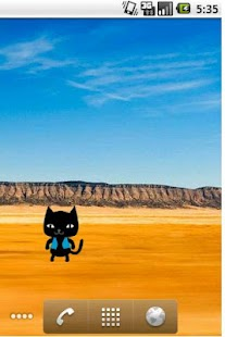 "walking Cat ""Coo""- screenshot thumbnail"