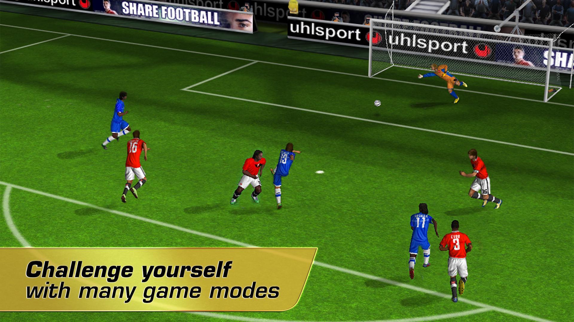 Real Soccer 2012 screenshot #5