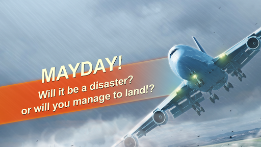 MAYDAY! 2 Terror in the sky v1.1.1 APK+DATA (Mod Unlimited Money)