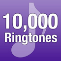 10,000 Ringtones Free icon