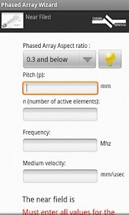 Phased Array Wizard LITE- screenshot thumbnail