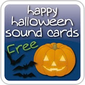 Happy Halloween Sound Cards