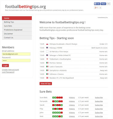 Football betting tips org johnstones paint trophy betting tips