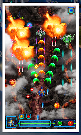 Firestorm:SpaceShip Free