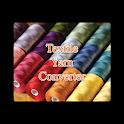 Textile Yarn Converter icon