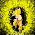 Super Saiyan Goku HD Live Wall icon