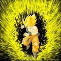 Super Saiyan Goku HD Live Wall icon