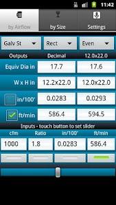 HVAC Buddy® Duct Calc v1.3
