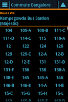 Screenshot of Commute Bangalore