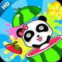 열광하는 과일-유아교육BabyBus icon