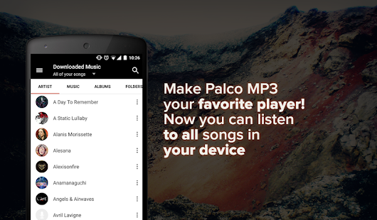 Palco MP3- screenshot thumbnail