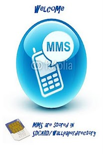 MMS SMS - Save Share