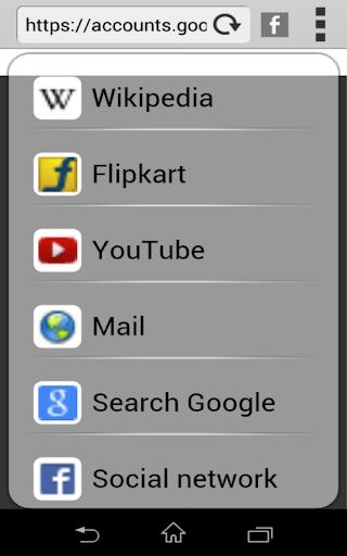 WorldWeb - Fast Browser
