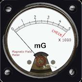 Magnetic Compass Gauss Meter