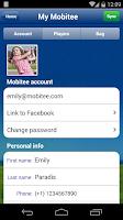 Screenshot of Mobitee GPS Golf Free
