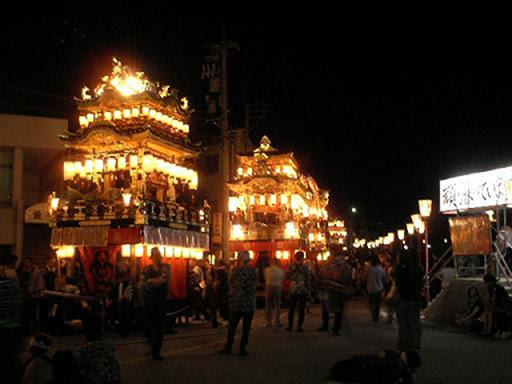 飯田燈籠山祭り
