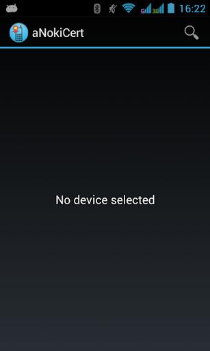 aNokiCert-Nokia cert installer