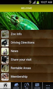 Cleveland Metroparks Zoo - screenshot thumbnail