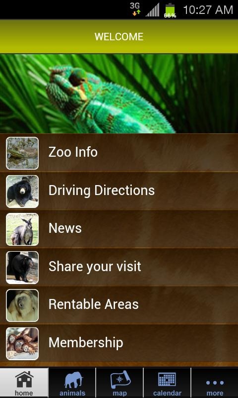 Cleveland Metroparks Zoo - screenshot