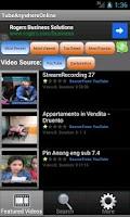 Screenshot of Tube Anywhere Online