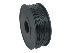Black ABS Filament - 3.00mm
