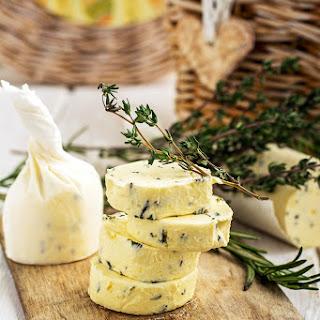Scarborough Fair Compound Butter