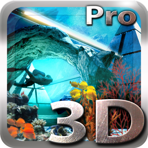 Atlantis 3D Pro Live Wallpaper app (apk) free download for Android/PC/Windows