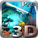 Atlantis 3D Pro Live Wallpaper icon