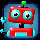 Robot Maze - Puzzle Game