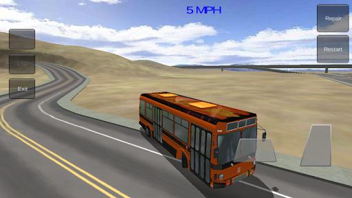 公交車司機模擬器3D