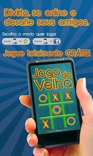 Jogo da Velha - Online- screenshot thumbnail