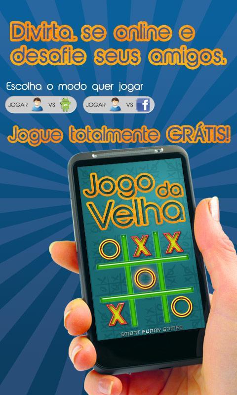 Jogo da Velha - Online- screenshot